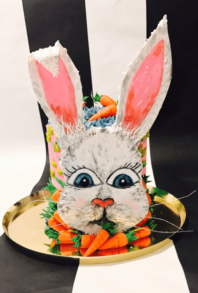 easter-bunny-cake-painted-fondant-carrots-cute
