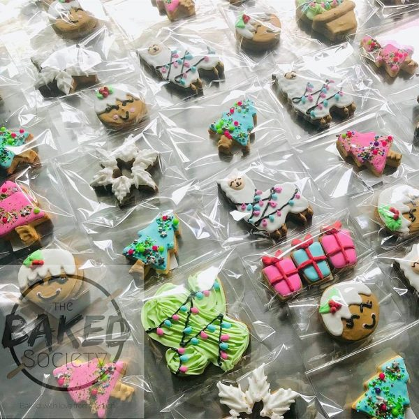 christmas cookies royal iced gingerbread